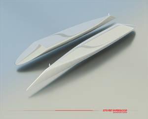 WIP Render A 82 meters bigger boat render Y001A