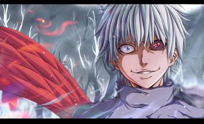 tokyo ghoul - Ken Kaneki! by ZeTsu-c