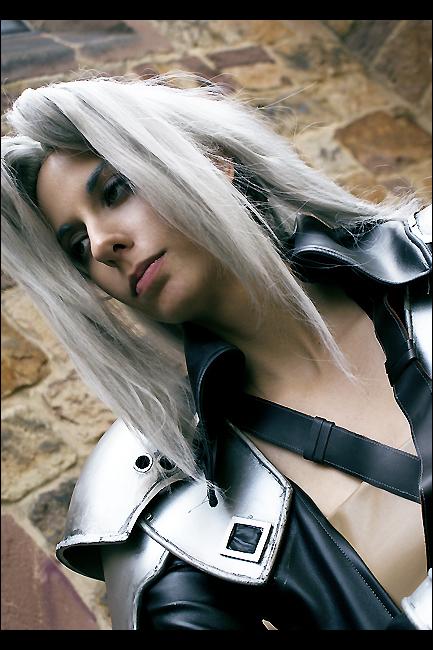 Sephiroth by Maryru