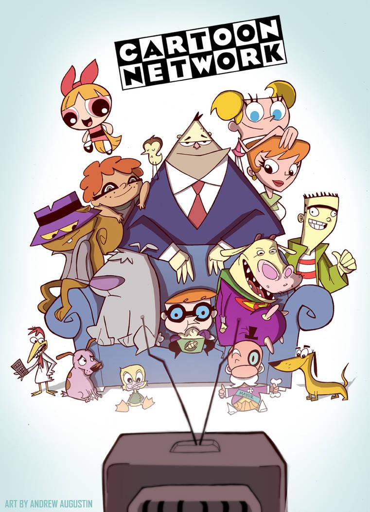 Cartoon Network 90s by DatBoiDrew on DeviantArt