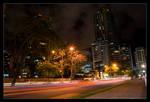 Panama at night 3
