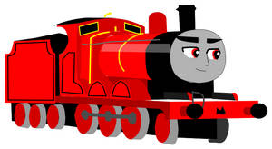 Eagle The Other Red Engine