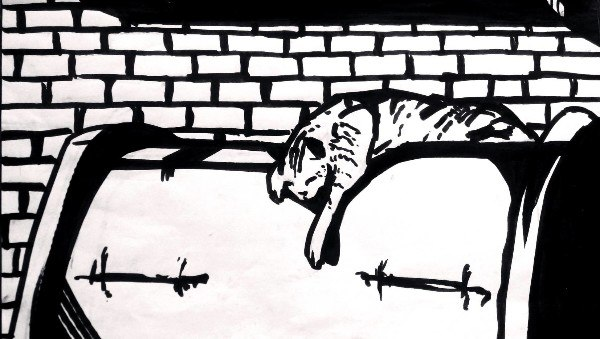 Sleepy Rusty by nukaccola