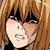 Mello sexy face -KurosakiAkane by kittygoth1
