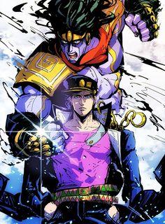 Jotaro Kujo vs Shirou Emiya: Prelude by grinderkiller1 on