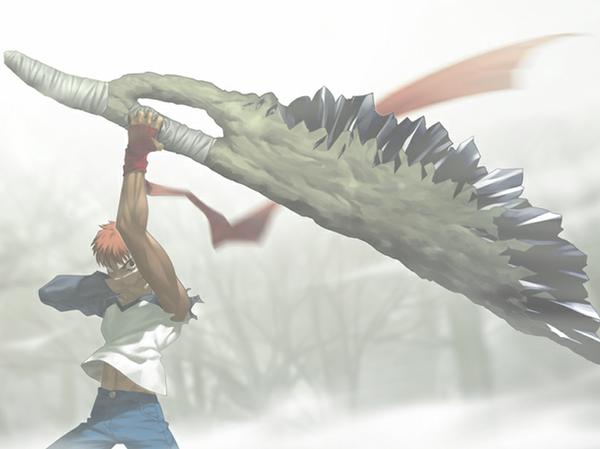 Jotaro Kujo vs Shirou Emiya: Prelude by grinderkiller1 on DeviantArt