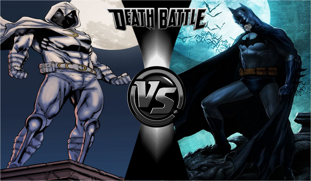 Related Keywords & Suggestions for moon knight vs batman