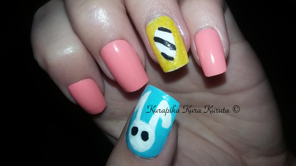 nails 5/4/2015 by kura404