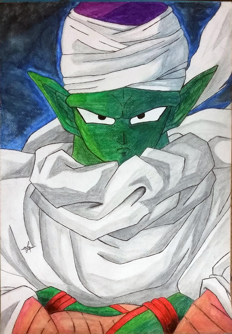 Piccolo by kura404