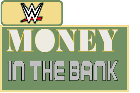 Wwe Money In The Bank Logo 2015