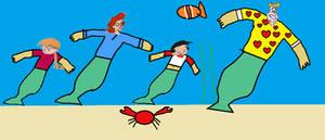 Mermaid Generics