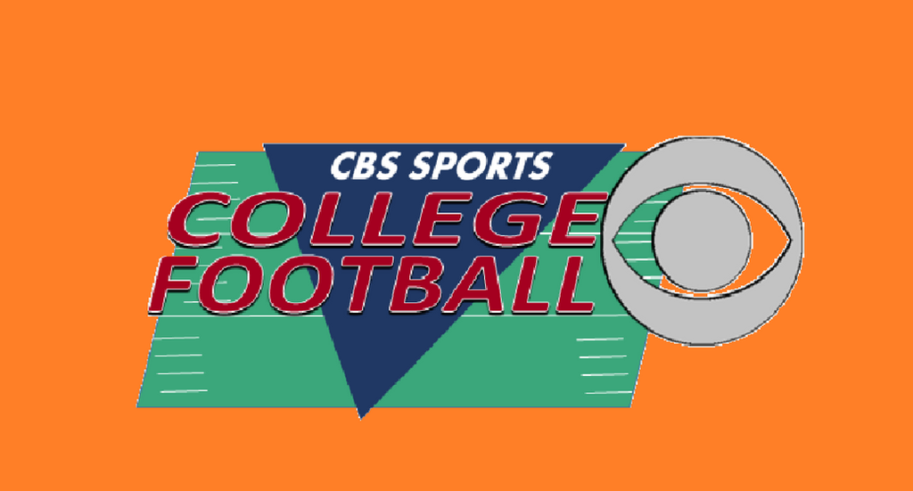 College Football-ON-CBS Logo by alexb22 on DeviantArt