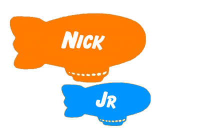 Nick Jr Blimps logo  by alexb22