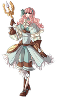 OC: Cosette (FE14) by espurressos