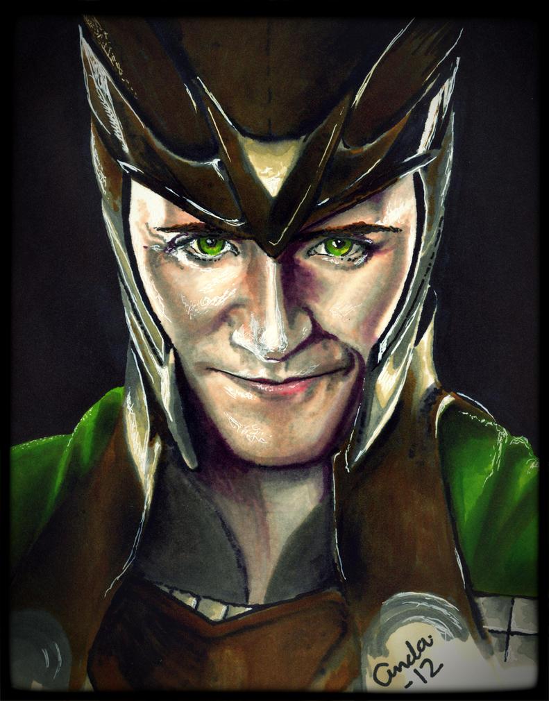 Loki by Aiwe