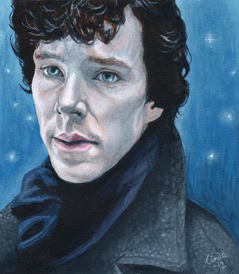 Mr. Holmes by Aiwe