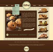 McKay's Bakery Website by Jayhem