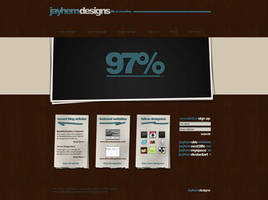 portfolio redesign coming soon by Jayhem