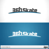360skate.com logo by Jayhem