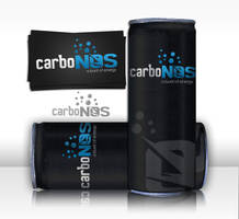 carboNos Logo and package desi by Jayhem