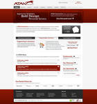 Interactive Web Firm Redesign2