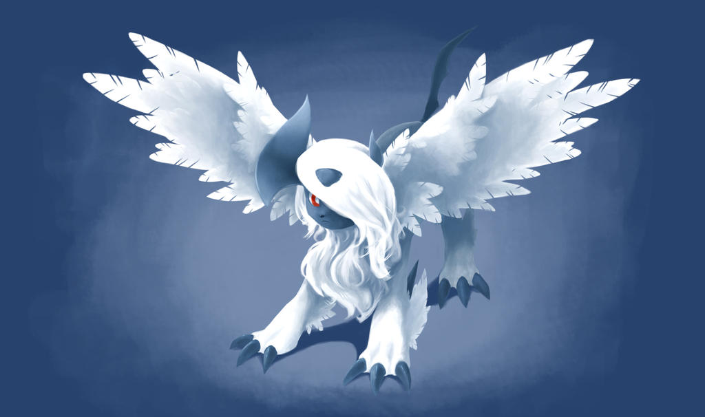 Absol Pokemon Wallpaper