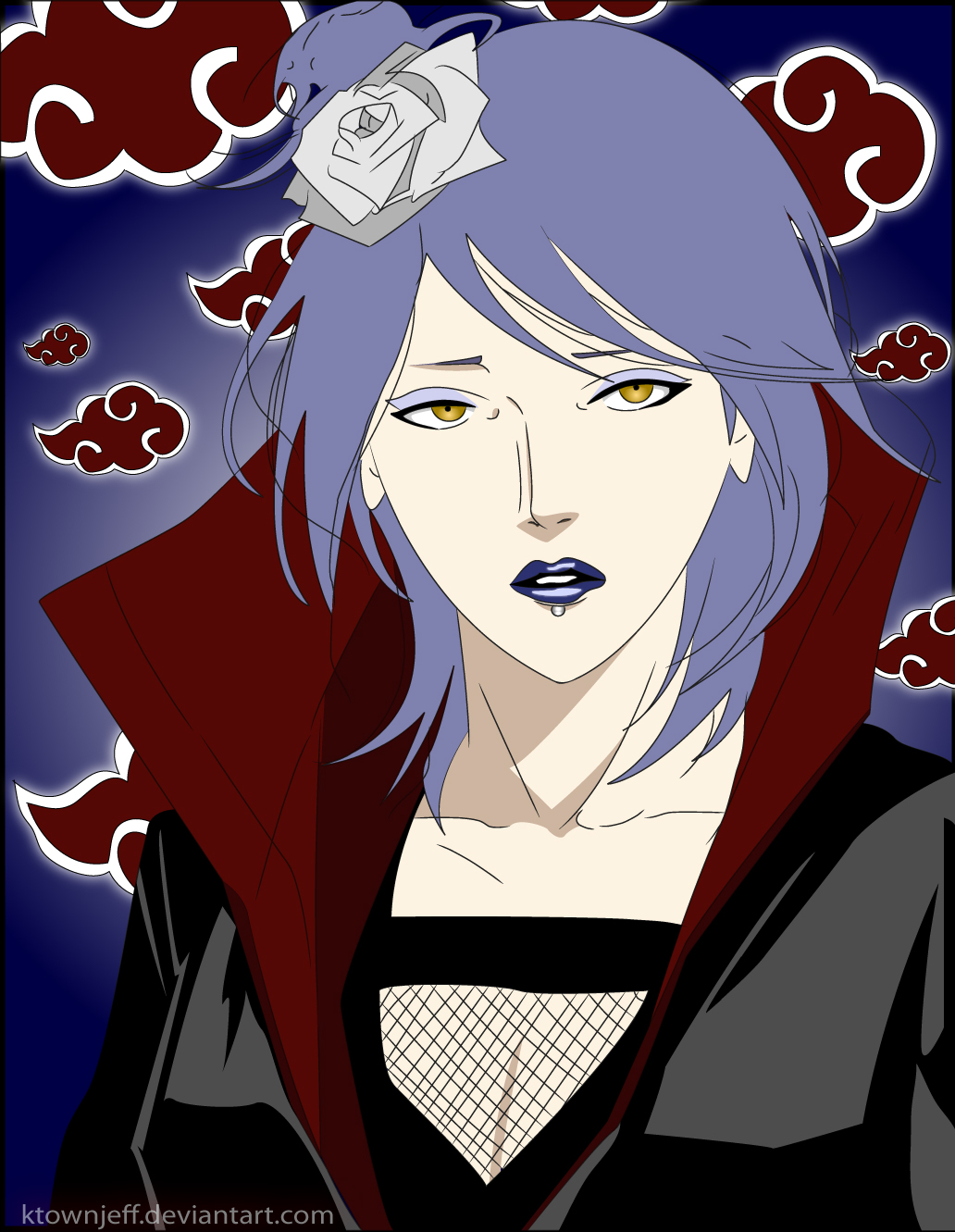 Konan By Ktownjeff On Deviantart