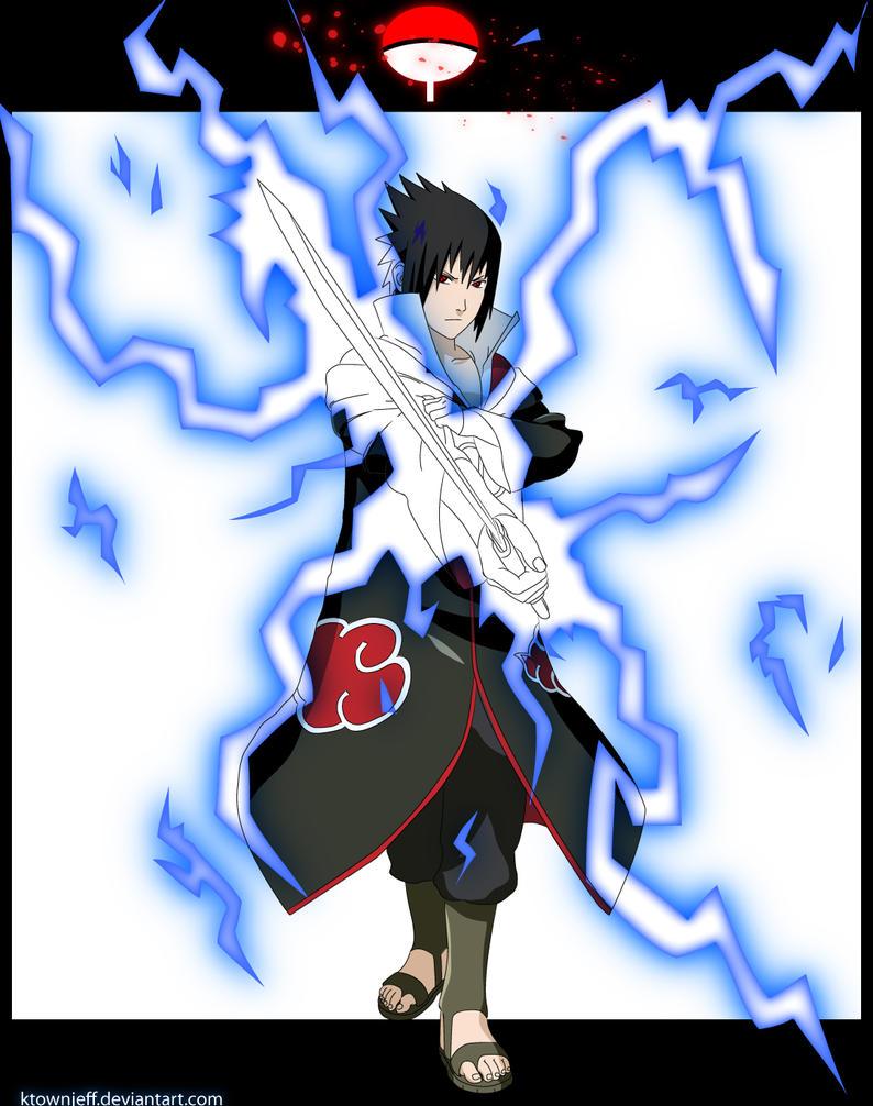 Akatsuki Sasuke by ktownjeff on DeviantArt