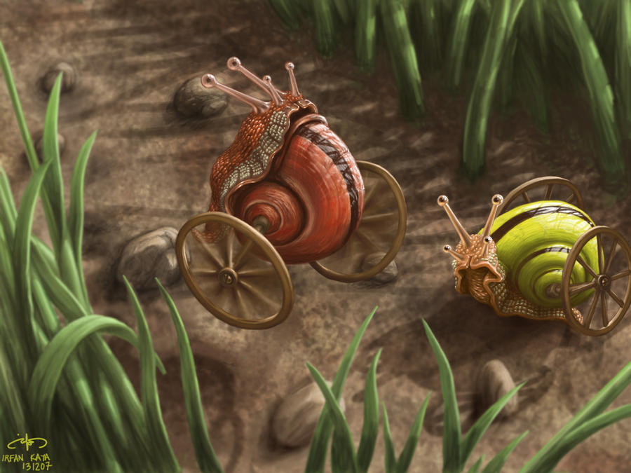 snail the quick by rephisto