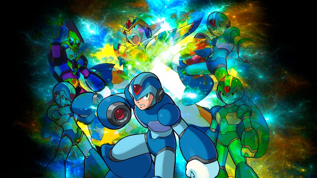 Collection Mega Man Wallpaper 08