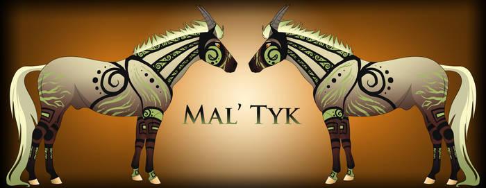 Mal' Tyk Ref by Drasayer