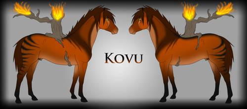 Kovu Ref by Drasayer