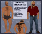 Sydney Brannon by Drasayer