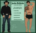 Justin McBride by Drasayer