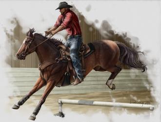 Stick Jumpin' by Drasayer