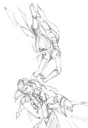 Even the Mightiest Fall (WIP) by Lenthil