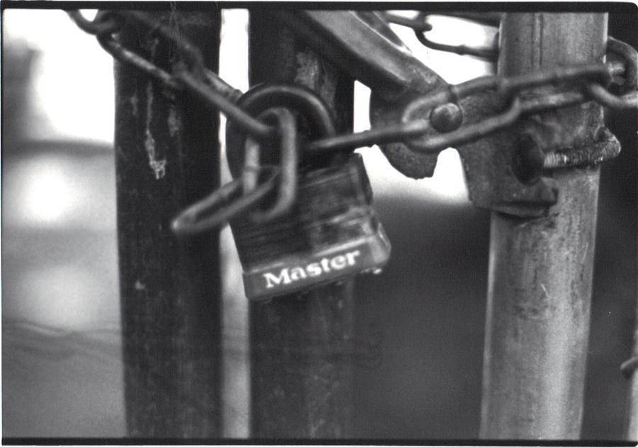 Under Lockdown by QueenieNirvana
