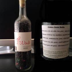 Hidden Items Bottle