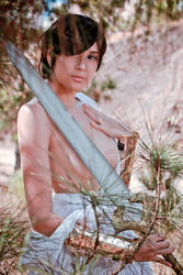 Outdoor cosplay of Adamante (OC) by Rizzy (8)