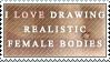 Draw Real Women Bodies