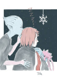 How Do You Winter Holidays in Space