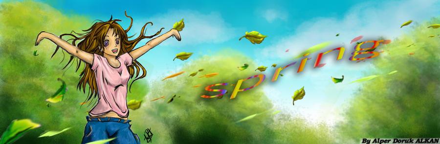 spring at iyte by titanada