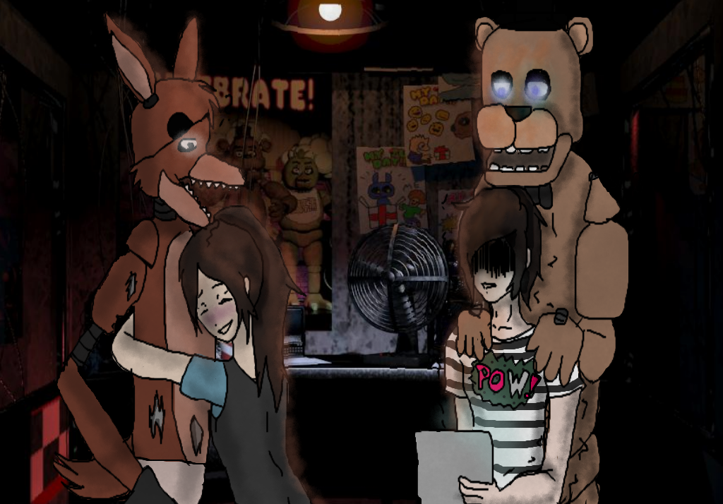 Five Nights At Freddys Hentai-pic658