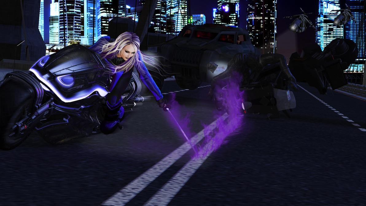 Speed Kills by leoshades