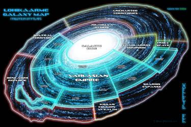 Lohikaarme Galaxy Map by leoshades