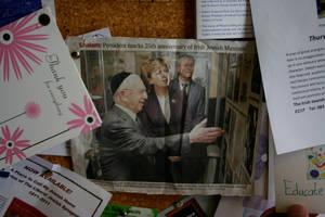 Newspaper Clipping by amerindub