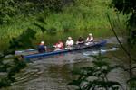 Senior Citizen Rowing Team