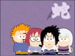 Team Hebi :Sasuke: South Park