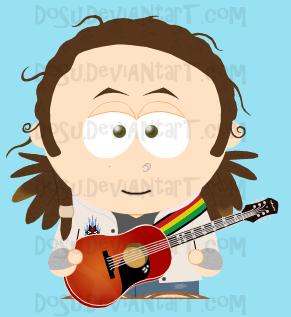 Glee South Park - Joe Hart by Dosu