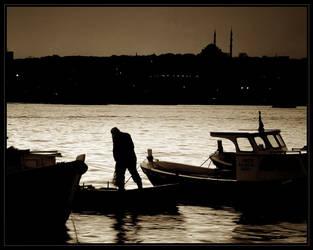 Fisherman by volkanersoy